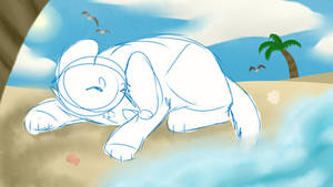 OPEN: Summer YCH - Paypal or Points
