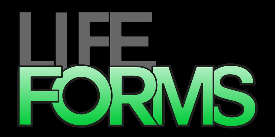 LifeForms-dA Logo by Life-Forms