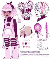 Sanna 2.0 by cutemagicalstar