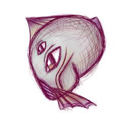 Fish Head by Furballx3