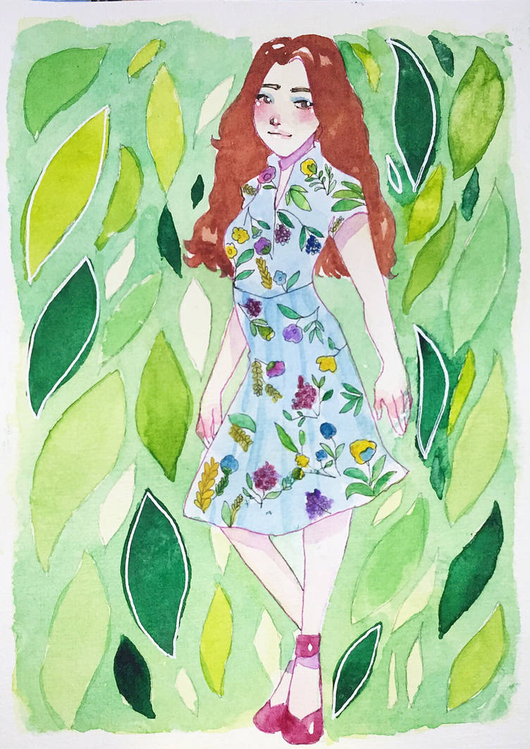 [iC] Summer Girl by sabbwayy