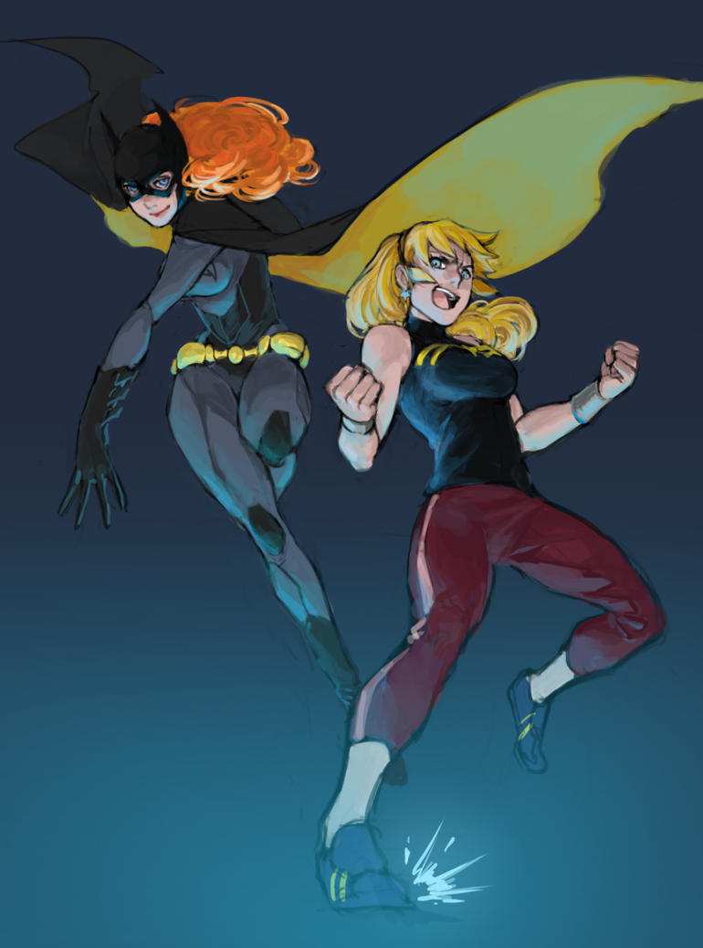 Batgirl | Young justice characters, Batgirl, Young justice