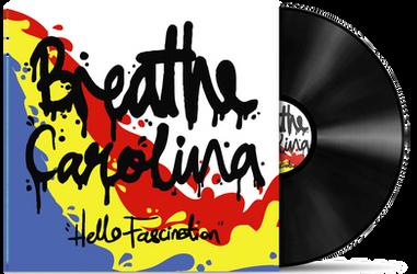 Breathe Carolina - Hello Fascination Album Case