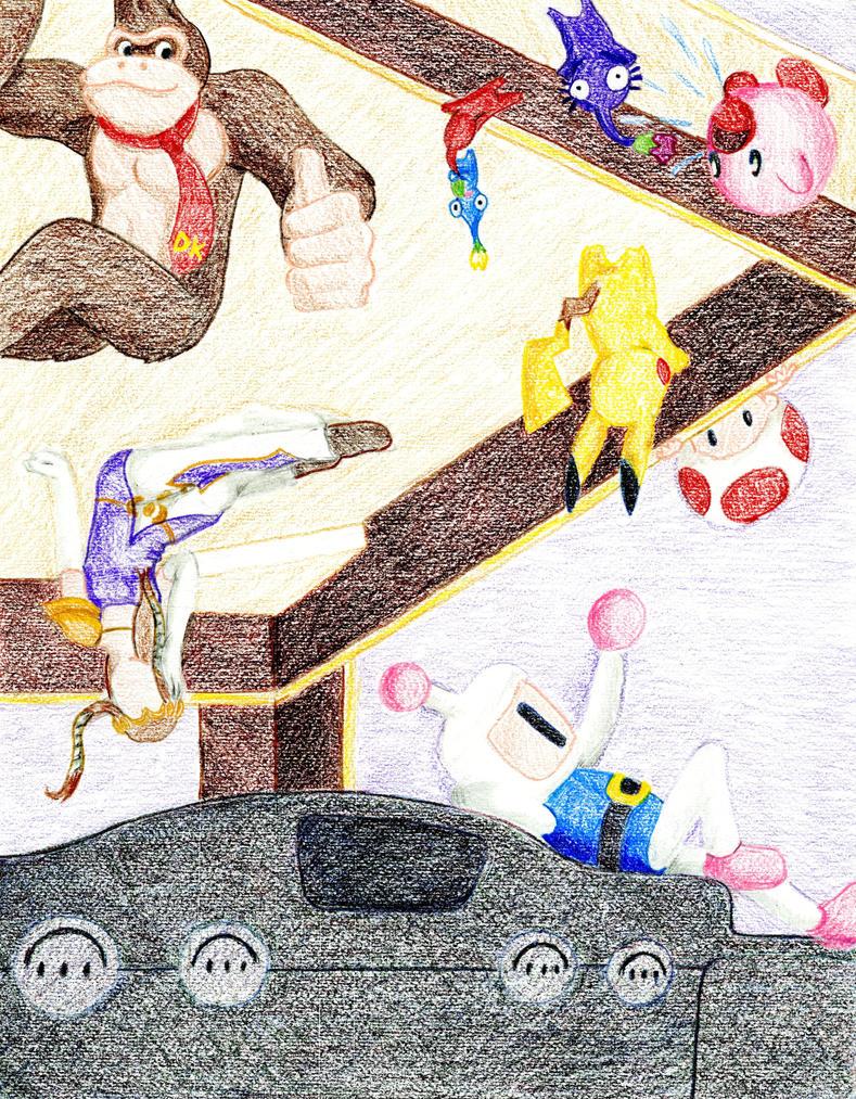 Nintendo part 2! by Butterfinger-Sharpie