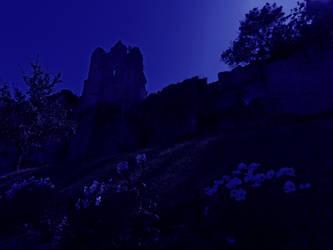 Clair de lune by Moumi
