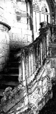 Fairytale staircase
