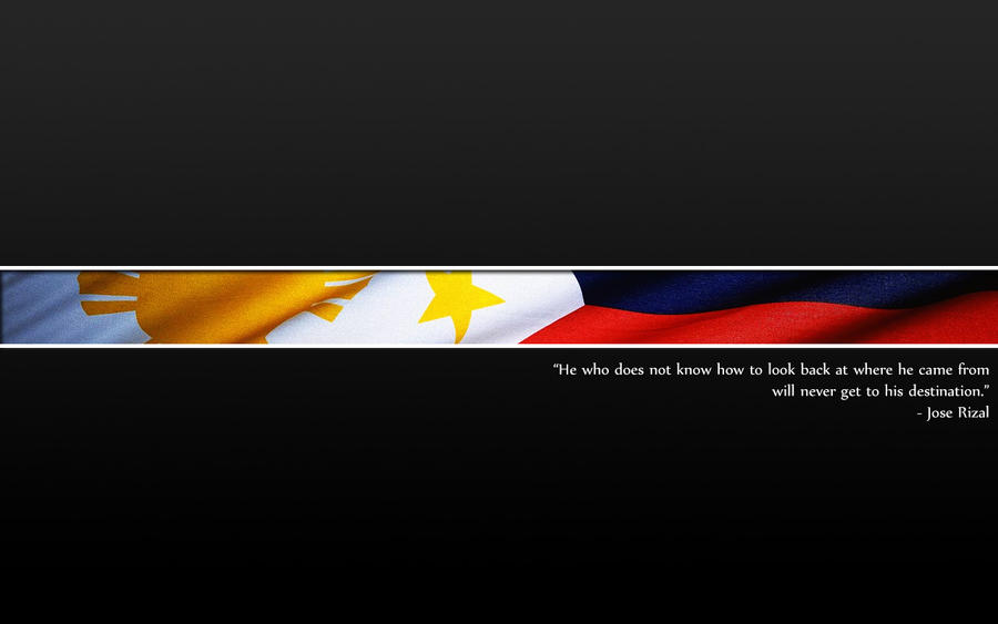 Philippine Flag By Miszdevy