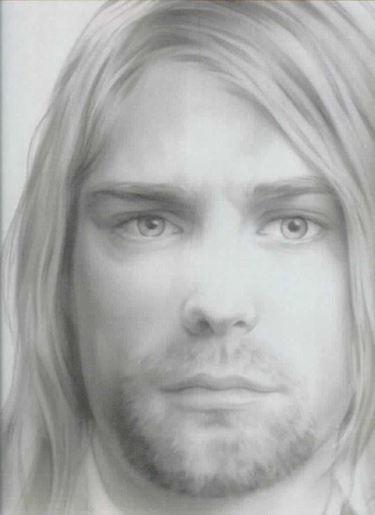 Sir Kurt of Cobain by nikki-nitro