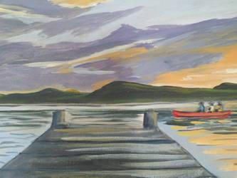 Lough Neigh Pier