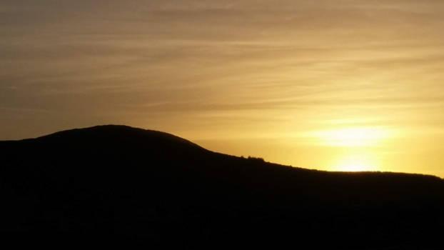 Mourne mountains. Northern ireland. Uk