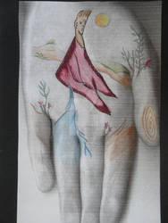 Hand art - 1