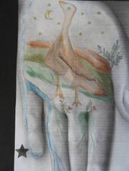 Hand art - 2
