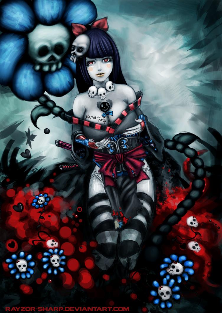 Kimiko Momoiro by Rayzoir