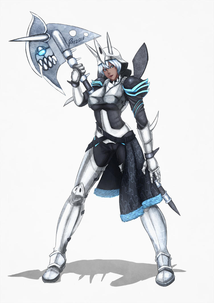 Sha'laeon, The spirit of iron