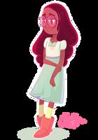 [Steven Universe] Connie by Jaha-Fubu