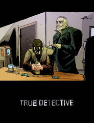 true detective by AnubisGabriele