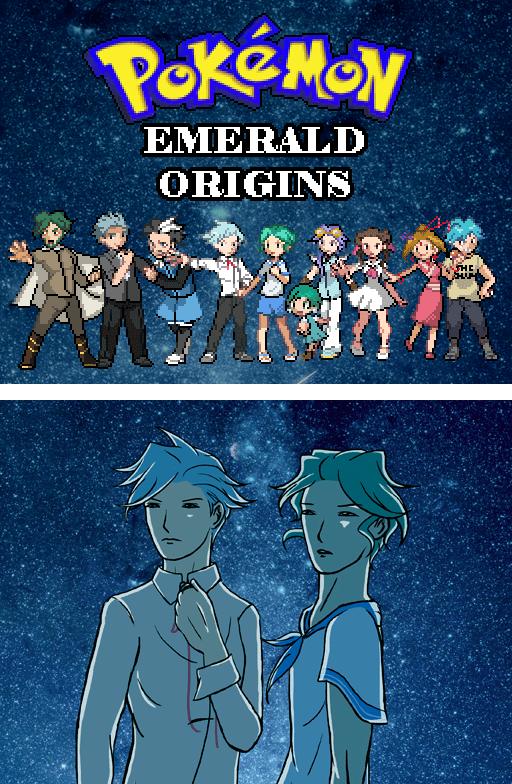 Emerald Origins by cherrytruck
