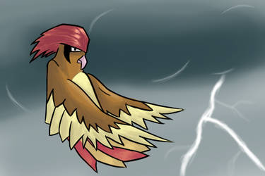 Pidgeotto by VickH