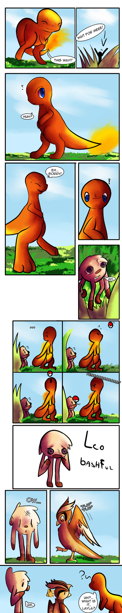 POKEMMO/Pokemon Fire red Nuzlocke challenge/page 6 by