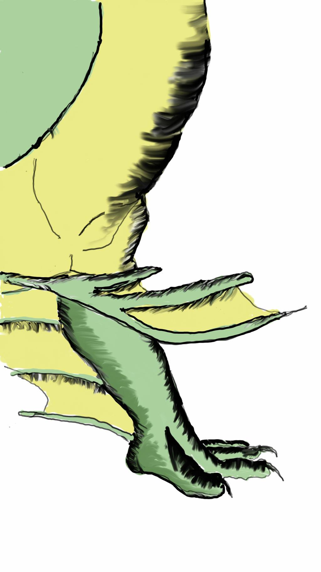 partial dragon
