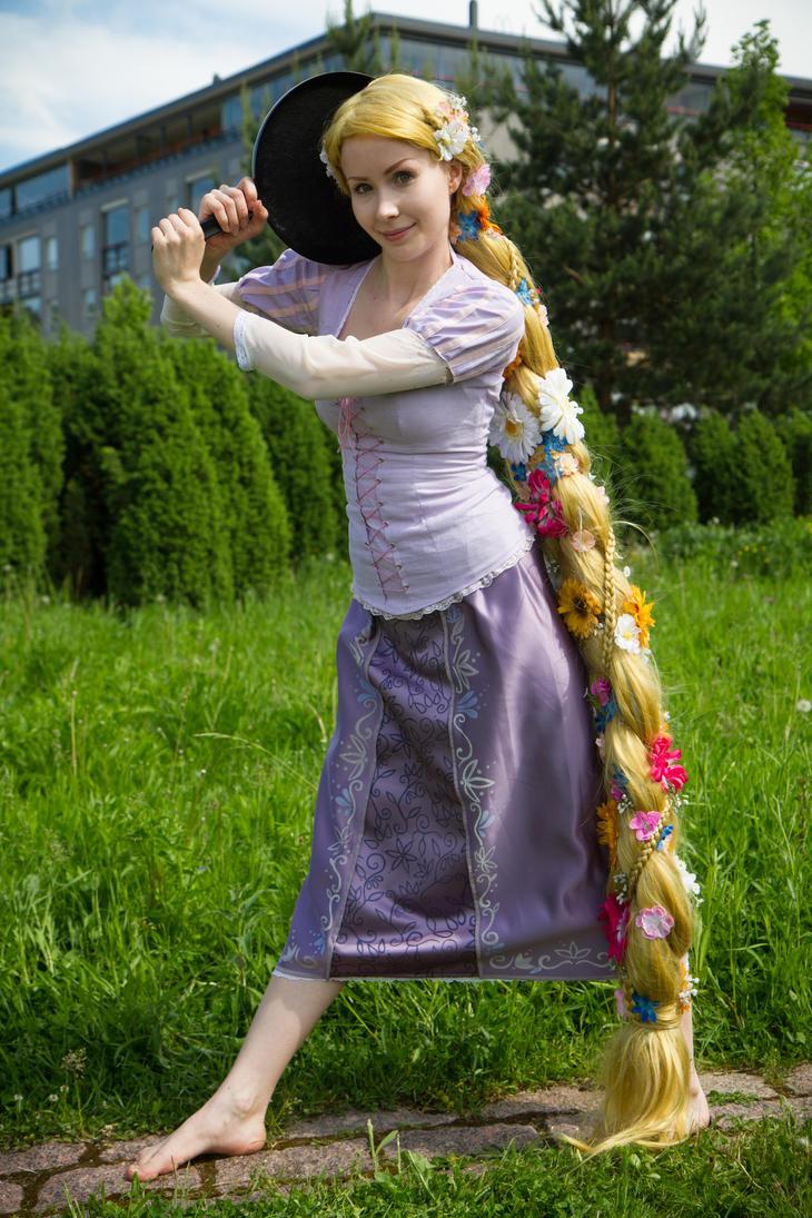 Rapunzel by James-in-Wonderland