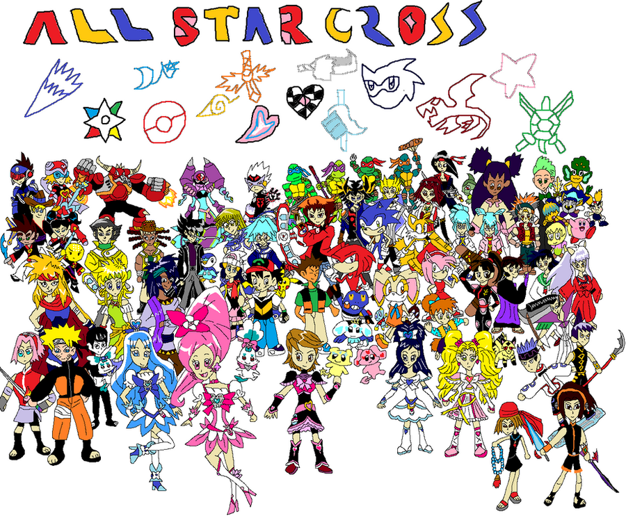 All Star Cross Teamwork 1 By Tomyucho On DeviantArt