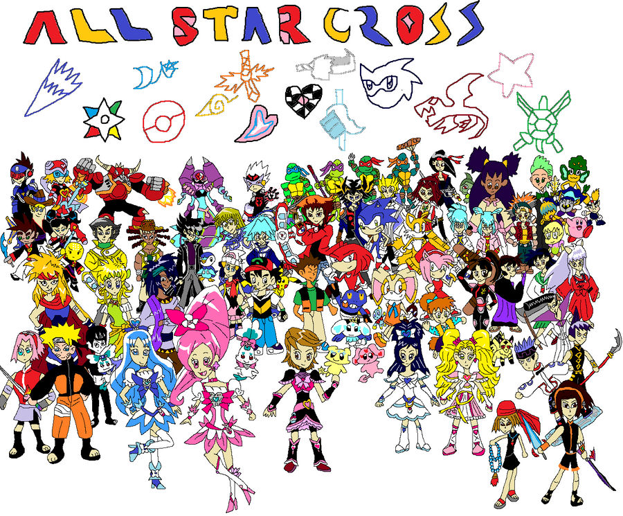 All star cross teamwork 1