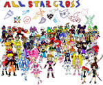 All star cross teamwork 1