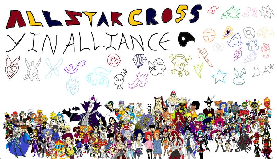 All star cross teamwork 7 by tomyucho