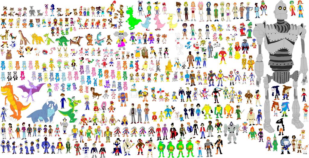 Bert's Troops by tomyucho
