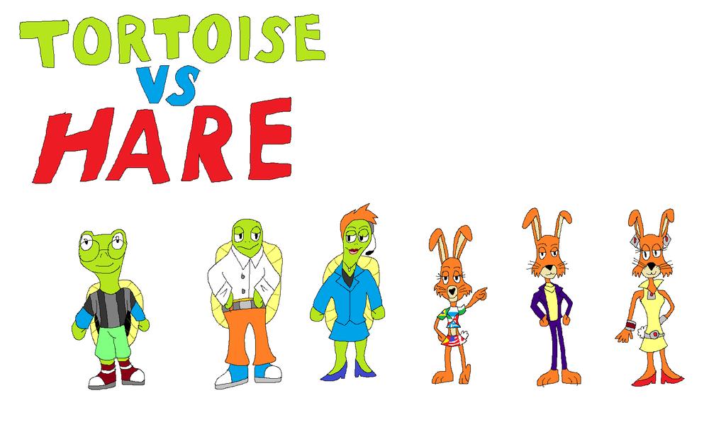 Hare Vs Tortoise Tortoise vs Hare parod...
