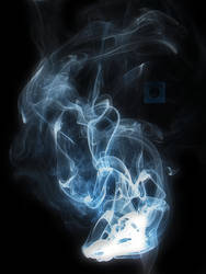 Smoky Fish by ilhaman