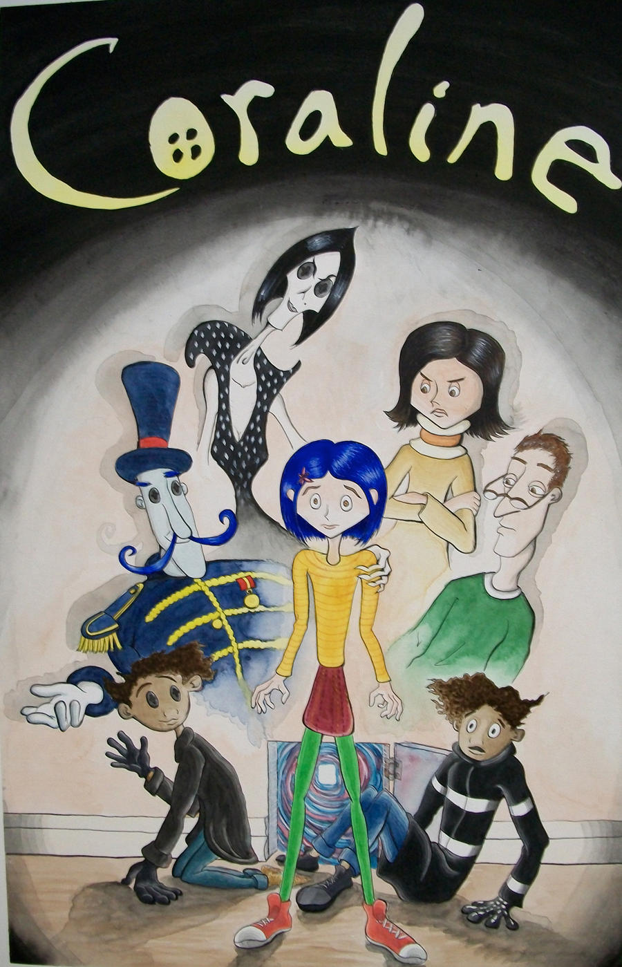 All Coraline Characters
