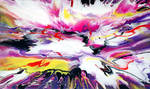 Abstract Fluid Painting 29