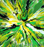 Abstract Spin Painting 14