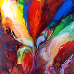 Abstract Fluid Painting 49