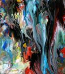 Acrylic Fluid Painting 59