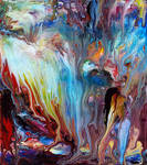 Abstract Fluid Painting 60