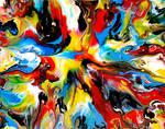 Fluid Painting 97