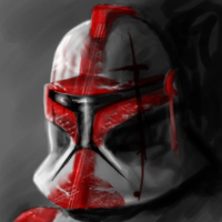 Clone Trooper by solarfalcon
