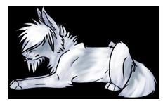 Smokin' Wolf by AquaDust101