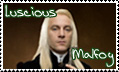 Malfoy Stamp by WonkyLemur