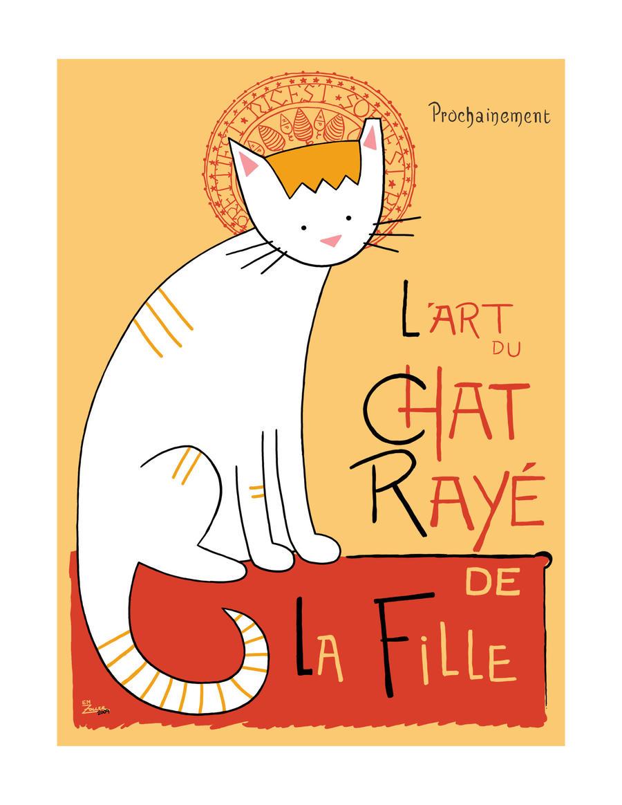 Chat Raye by WonkyLemur