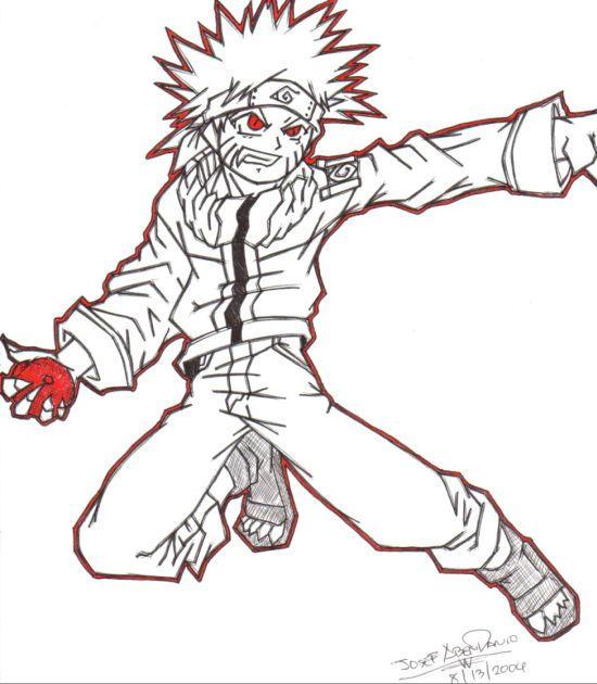 Naruto-Rasengan by JSin21666
