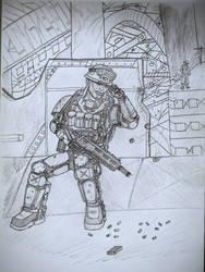 Recon Exoskeleton