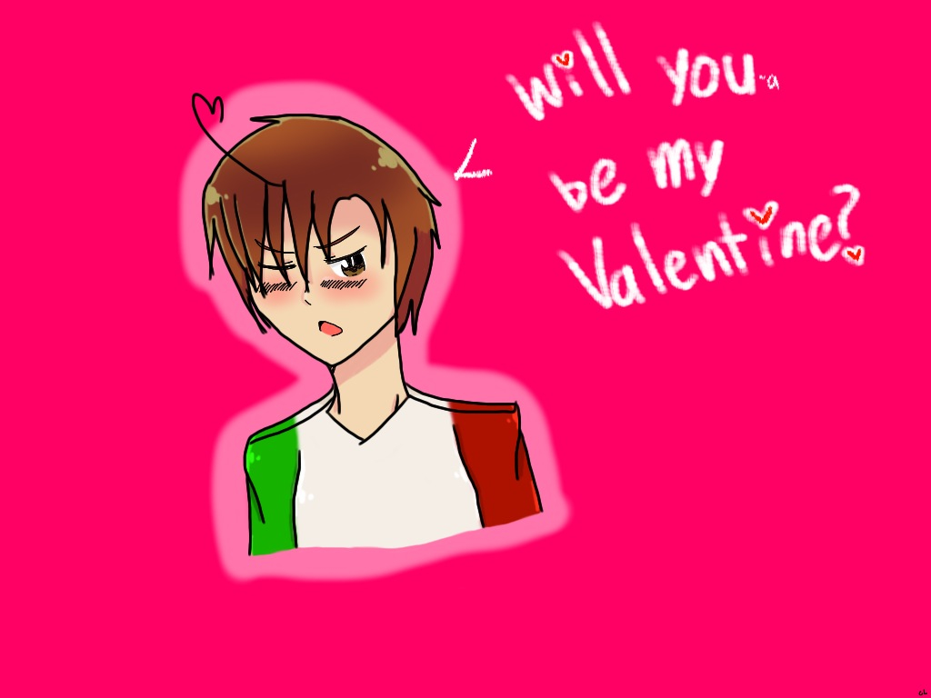 Romano has something to say~ by goodlucklight