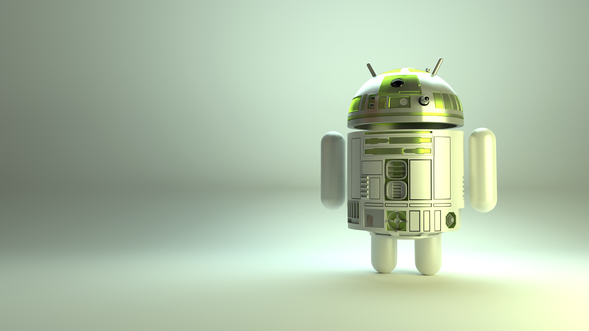 Android Robot R2 D2 Style By Ilikepixels On Deviantart