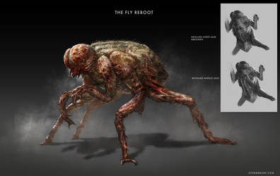 The Fly Reboot- full body by benzyvyngona