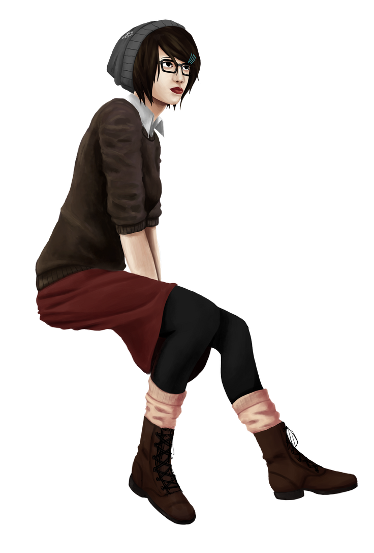 OC - Andie Scheinberg by WingsOfPotatoes