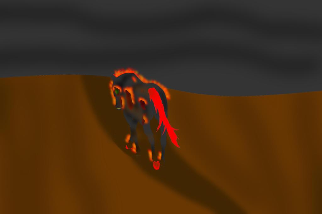 On Fire by TF-EvilAngel